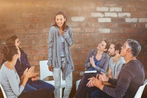 Group Therapy for Heroin Detox